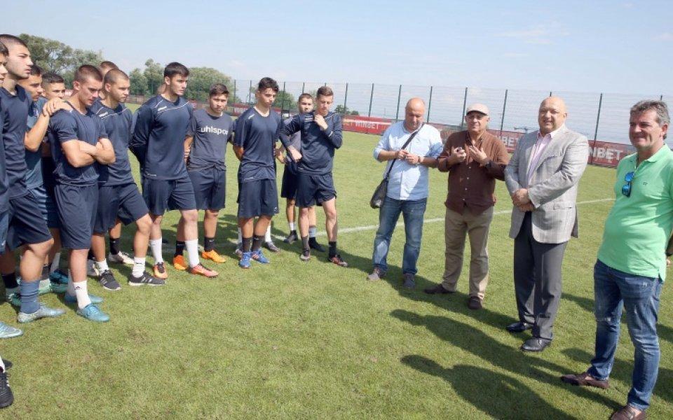 БФС и ММС отбелязаха прогреса на Програмата за развитие на детско-юношеския футбол