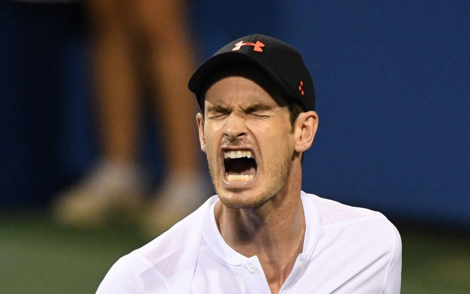 Анди Мъри: Половото равенство в тениса е труднопостижимо