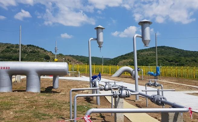 Официално: Откриха транзитния газопровод към Турция