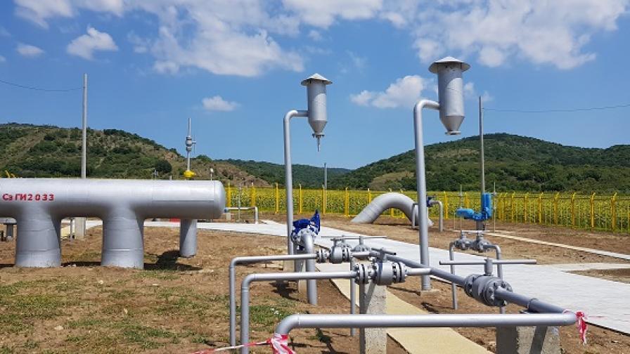 България и Турция откриха новия транзитен газопровод