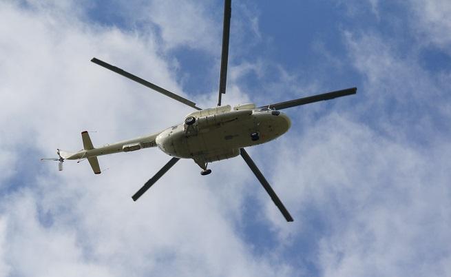 Хеликоптер се разби в Русия, 18 души загинаха