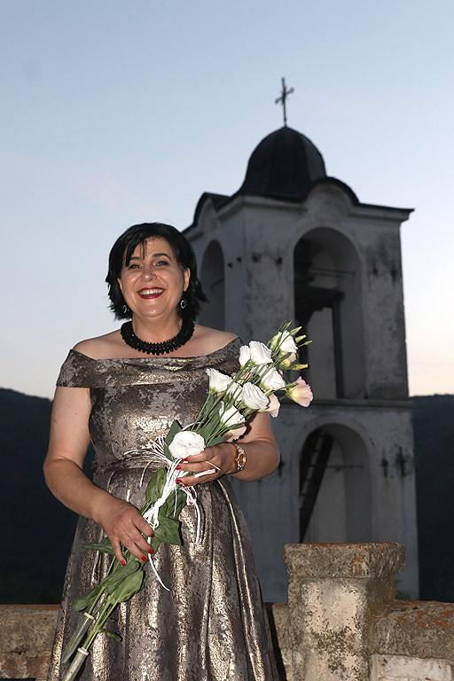 Мариана Карпатова, мецосопран