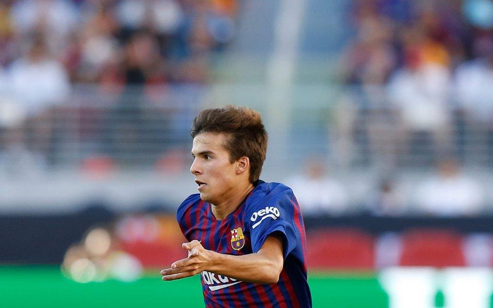 Ръководството на Барселона ще предложи нов договор на младия испански