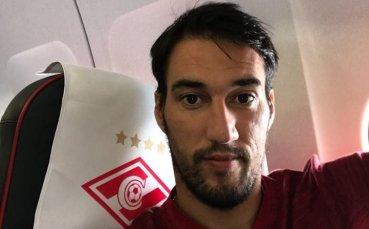 Испанец е новият треньор на Ивелин Попов в Спартак