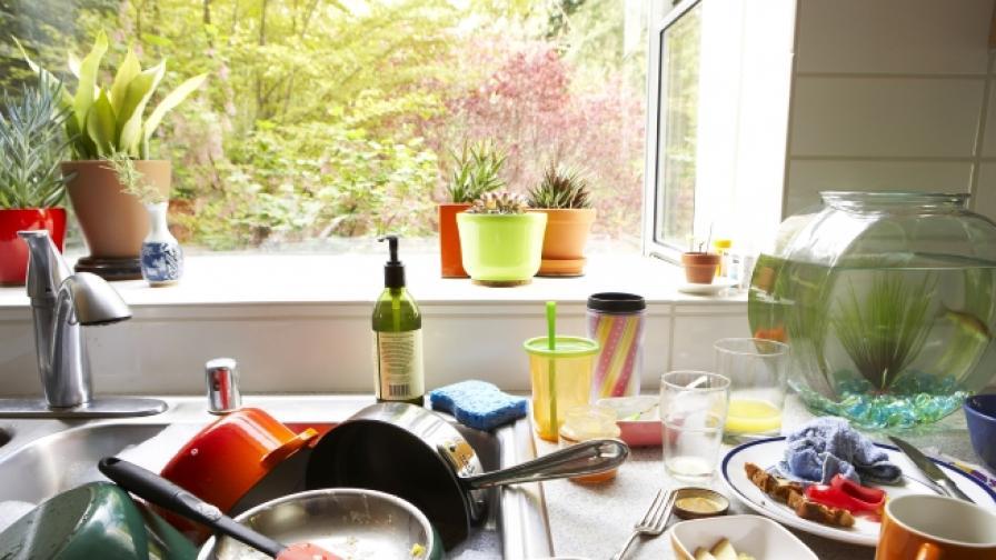 Предмети, с които кухнята изглежда стара (СНИМКИ)