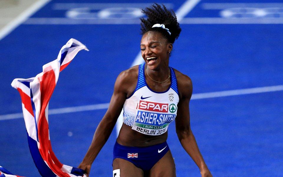 Бивши гаджета спечелиха титлите на 100 метра на Европейското