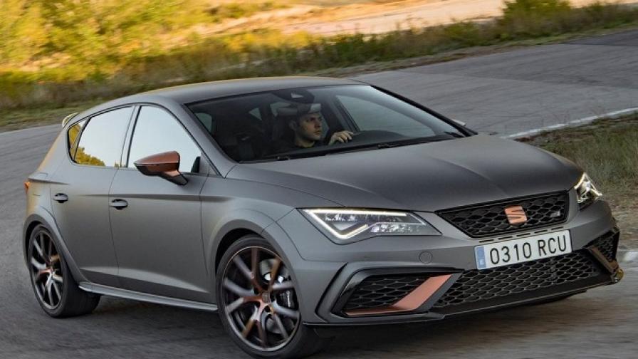 VW ще трансформира SEAT в конкурент на Alfa Romeo