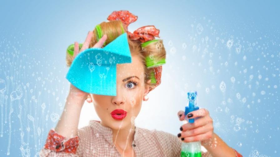 Начини, с които правим чистенето истинска мъка