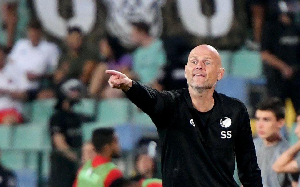 ФК Копенхаген разби лидера в Дания и излезе първи