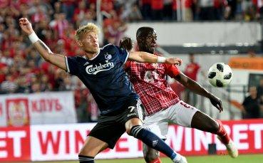 Бранител на Копенхаген: Готови сме за нова победа срещу ЦСКА