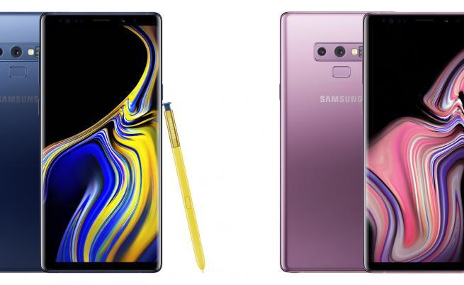 Note 9 поставя новите основи за бъдещето на Samsung