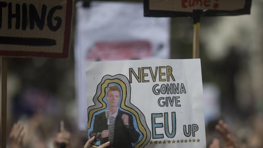 Ако това стане: 50% британци ще искат втори референдум