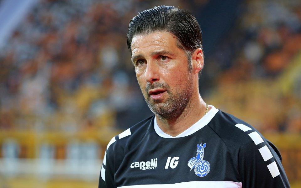 Втора загуба от два мача за Дуисбург на Груев