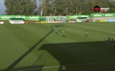 Витоша - Лудогорец 0:0 /първо полувреме/