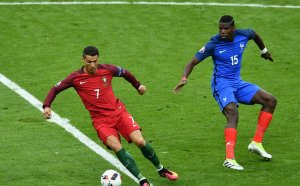 Роналдо иска Погба в Юве, за да не отиде при Меси