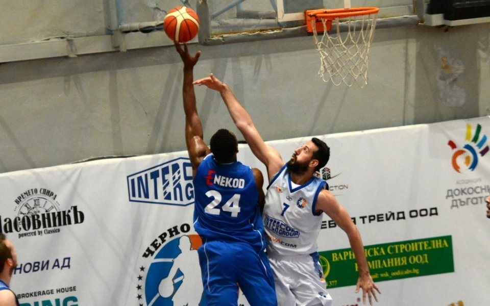 Баскетболист на Черно море продължава във Франция