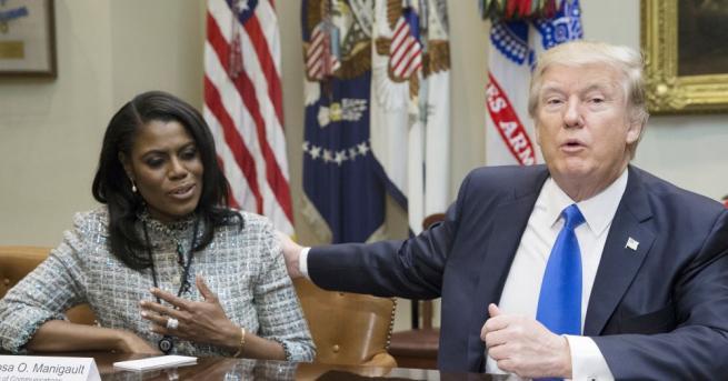 Нова порция скандални твърдения дойдоха от уволнения служител наамериканския президент