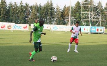 България срещу Мароко за бронза на Световната купа по футбол SATUC