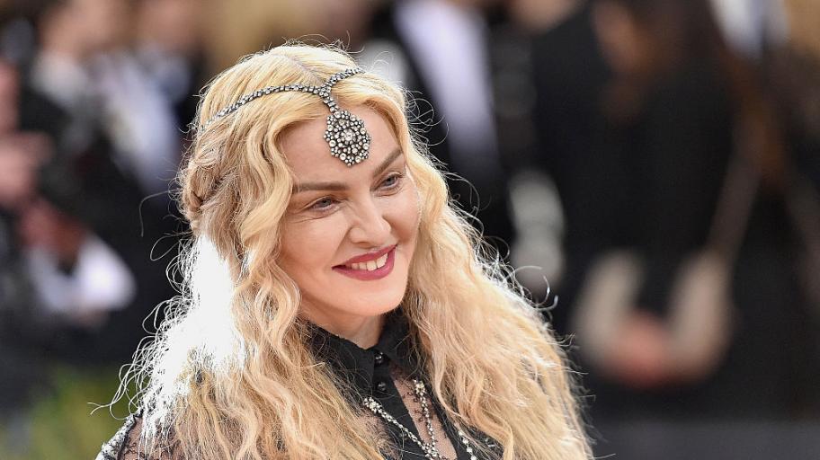 Мадона събра пет от шестте си деца за специален повод