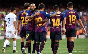Десет рекорда в клубната история на Барса в Ла Лига