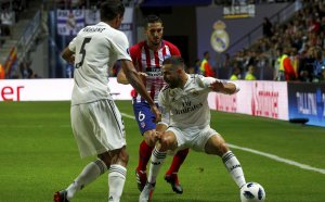 На живо: Атлетико засега матира Реал, следете с Gong.bg
