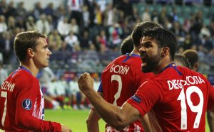 Атлетико матира Реал за Суперкупата на Европа в спектакъл