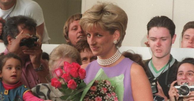 Принцеса Даяна продължава да бъде една от най-харесваните и обичани