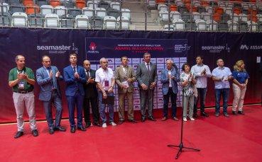 Стилна церемония постави старт на турнира по тенис на маса в Панагюрище