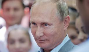 Колко пари има руският лидер Владимир Путин
