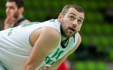 Павел Маринов с 22 минути игра при загуба на Каен