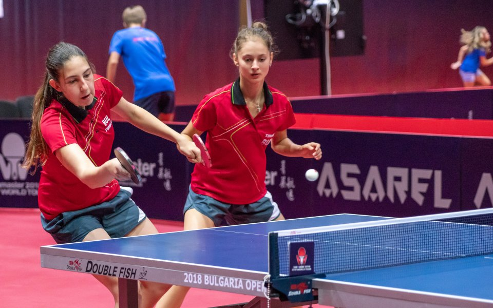 Калина Христова и Ивет Илиева спряха на четвъртфинал в Панагюрище
