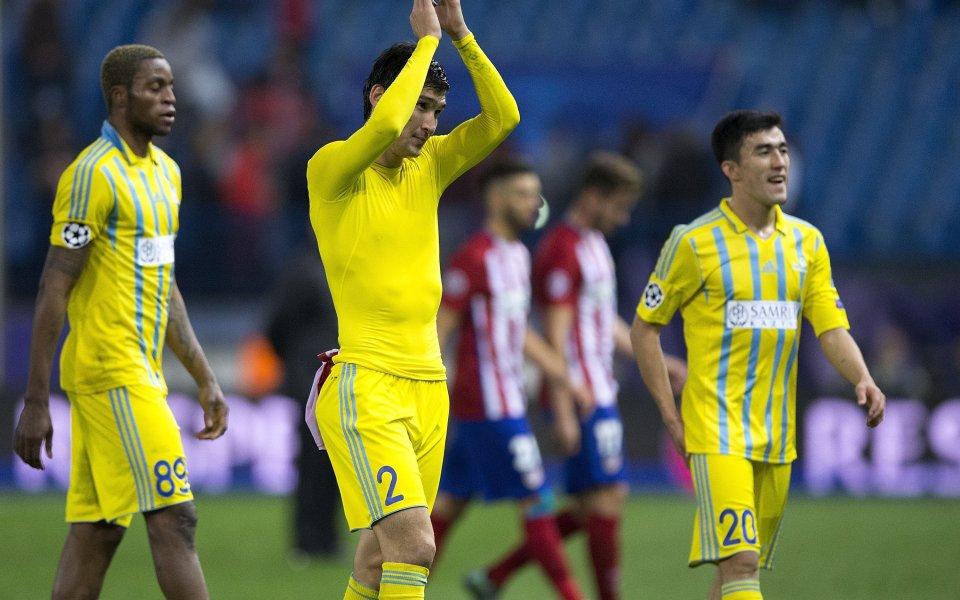 Астана смени треньора, назначава асистент на Мъри Стоилов