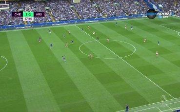 Правилно ли отмениха гол на Арсенал?