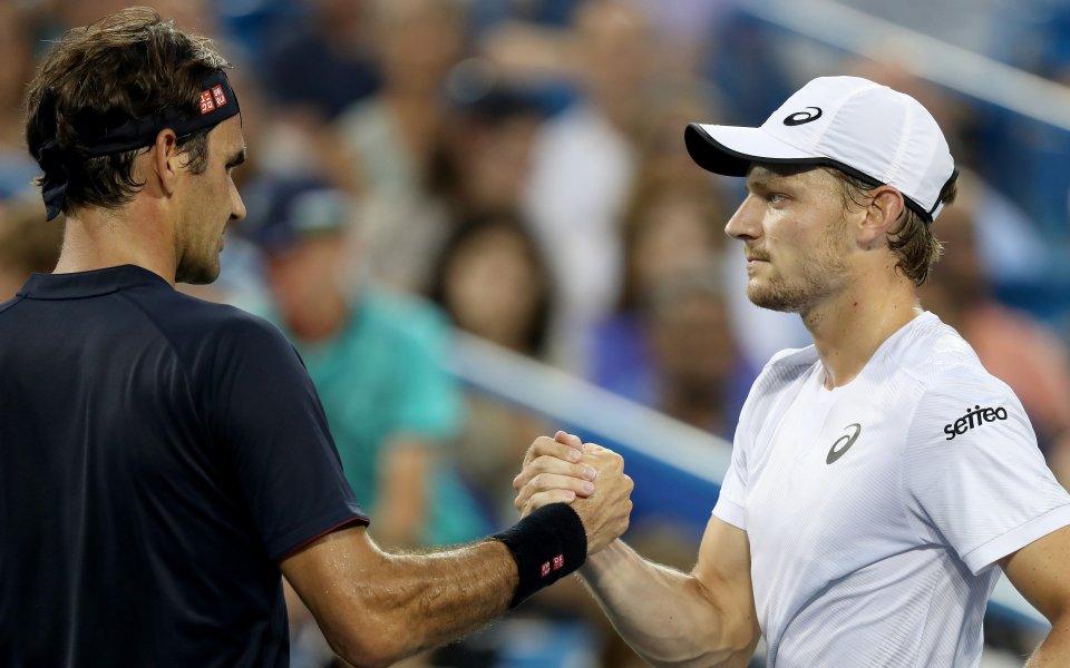 Федерер оформи гладиаторски финал с Джокович в Синсинати