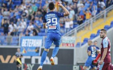 5-ият кръг Първа лига: Емоция, дербита и нов лидер