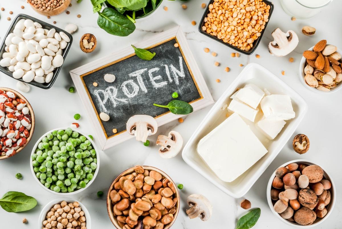Вечерята пък трябва да е богата ба протеини.