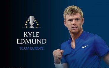 Обявиха последните участници в тенис сблъсък Европа срещу Света