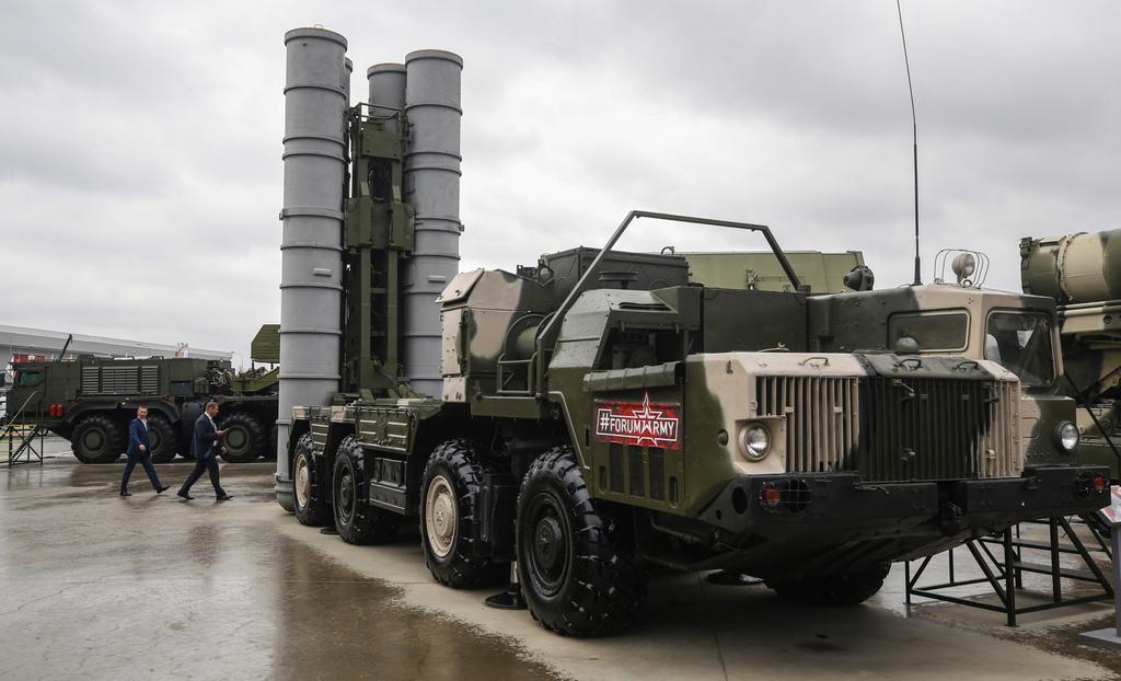 С-300 зенитно-ракетна система със среден радиус на действие