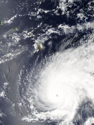 Ураганът Лейн