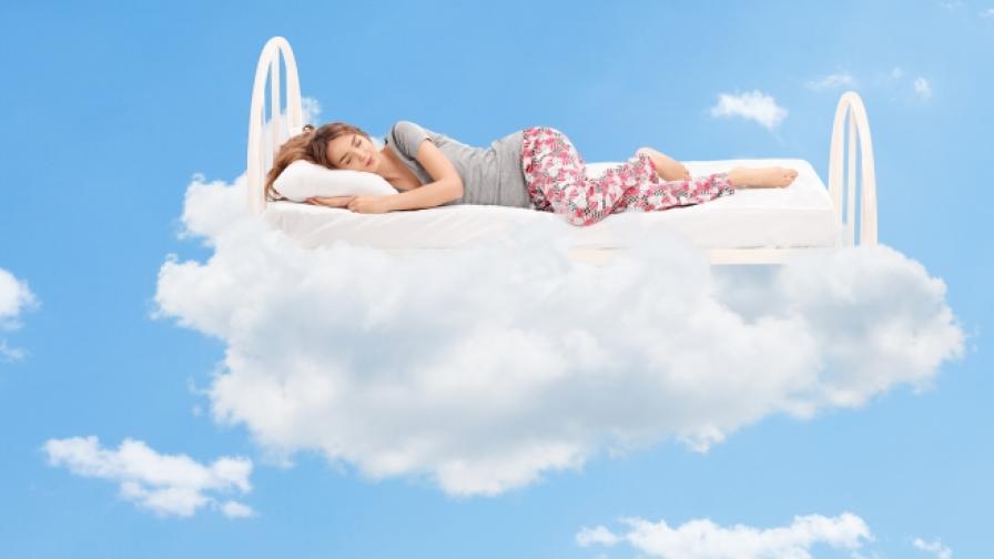 7 съвета за добър сън от НАСА (СНИМКИ)