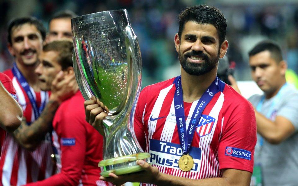 Нападателят Диего Коста вече е свободен агент. Договорът на футболиста