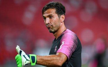 Буфон сравни италианския с френския футбол, иска трофея в ШЛ