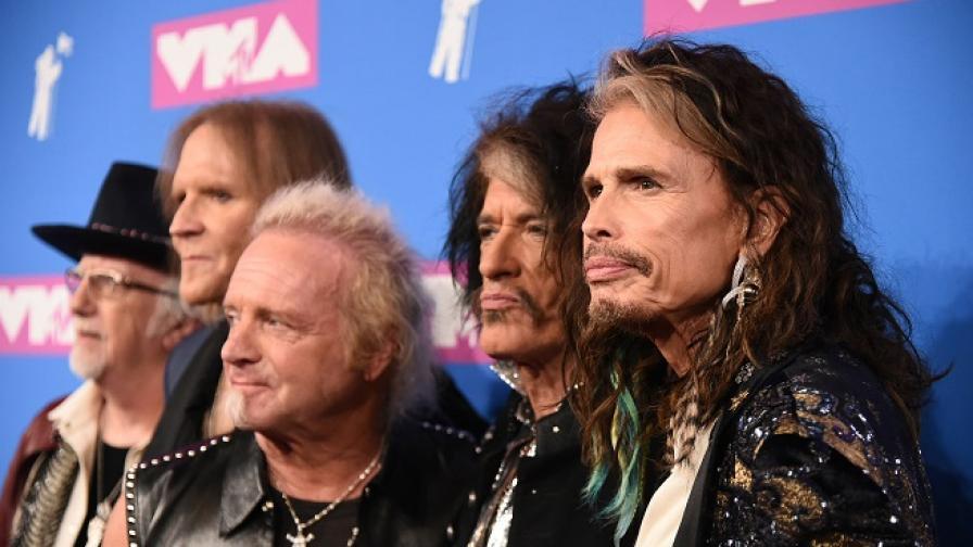 Aerosmith казаха на Тръмп да спре да ползва музиката им