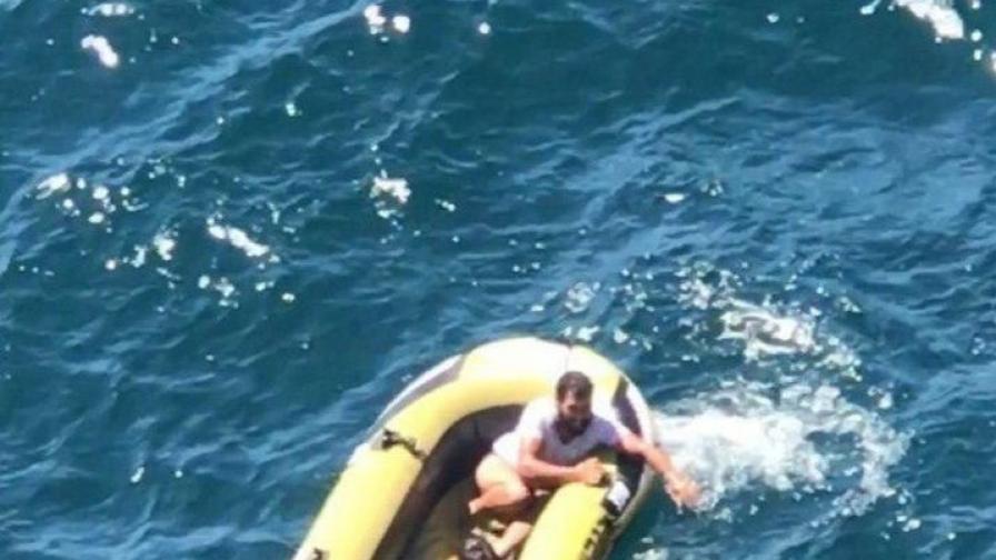 Младо семейство бедства 5 дни в морето, спасителят се оказа Христос