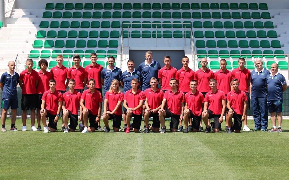 Юношите на България с реми срещу Сърбия в Москва