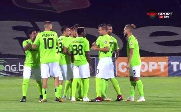 Черно море с 19 футболисти за Славия, Китанов в групата
