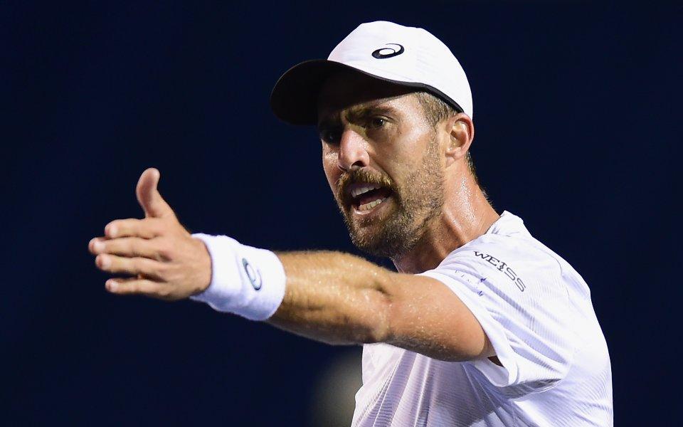 Ясен е тенис финалът в Уинстън-Сейлъм