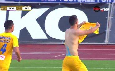 Груби грешки за Етър и Костов покачи за Левски