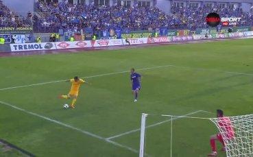 Етър - Левски 0:2 /първо полувреме/