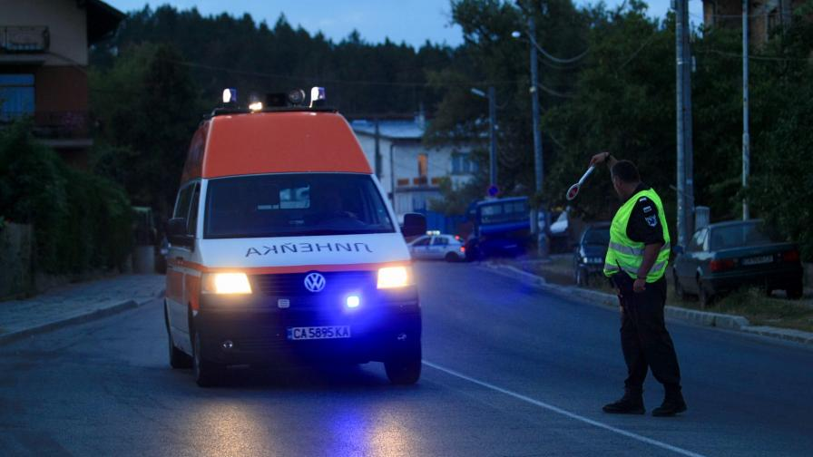 След катастрофата: какво е състоянието на ранените